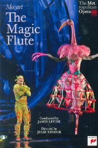 The Magic Flute/ Metropolitan Opera & James Levine [모차르트 마술피리: 메트로폴리탄 오페라]