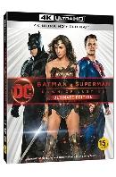 배트맨 대 슈퍼맨: 저스티스의 시작 4K UHD+BD [DC 라인룩 오링케이스 한정판] [BATMAN V SUPERMAN: DAWN OF JUSTICE]