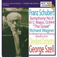 SYMPHONY NO.9/ GEORGE SZELL [슈베르트: 교향곡 9번 - 암스테르담 콘서트헤보우 1965 실황 | 조지 셀]