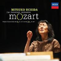 PIANO CONCERTOS NO.9 & 21/ MITSUKO UCHIDA [모차르트: 피아노 협주곡 9, 21번 - 미츠코 우치다]