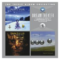 THE TRIPLE ALBUM COLLECTION [A CHANGE OF SEASONS+METROPOLIS PT.2+OCTAVARIUM]