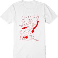 DANCERS 티셔츠 [화이트_L]