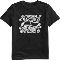 METAL 티셔츠 [블랙_L]