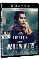 우주전쟁 4KUHD+BD [WAR OF THE WORLDS]