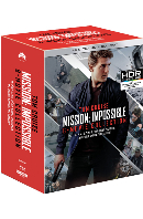 미션 임파서블 4K UHD+BD 콜렉션 [MISSION: IMPOSSIBLE 6-MOVIE COLLECTION]*
