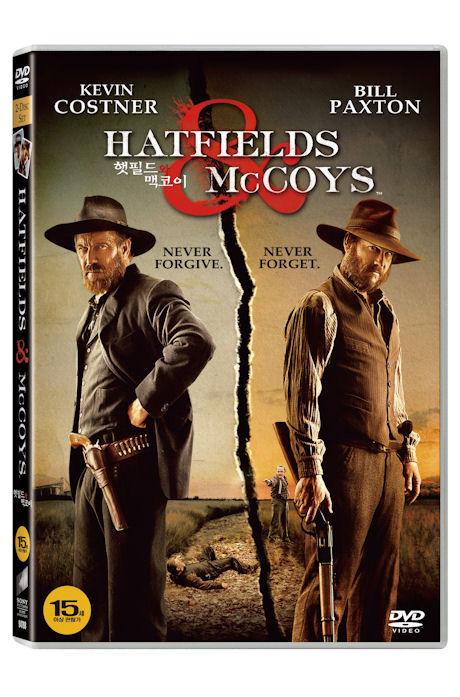 햇필드와 맥코이 [HATFIELDS & MCCOYS] DVD