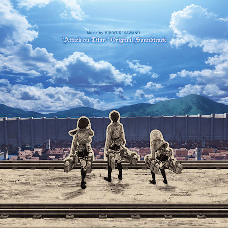 ATTACK ON TITAN: MUSIC BY HIROYUKI SAWANO [진격의 거인]