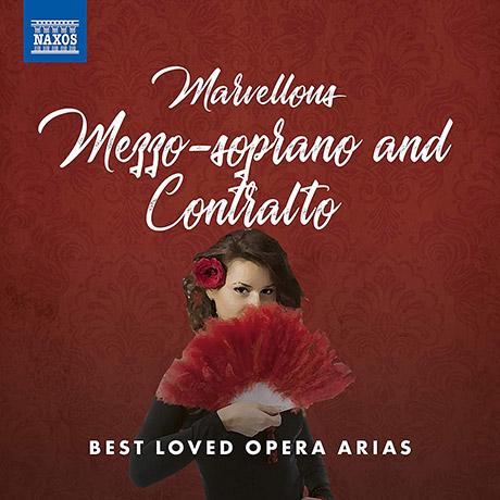 메조 소프라노와 알토를 위한 오페라 아리아 베스트 음반