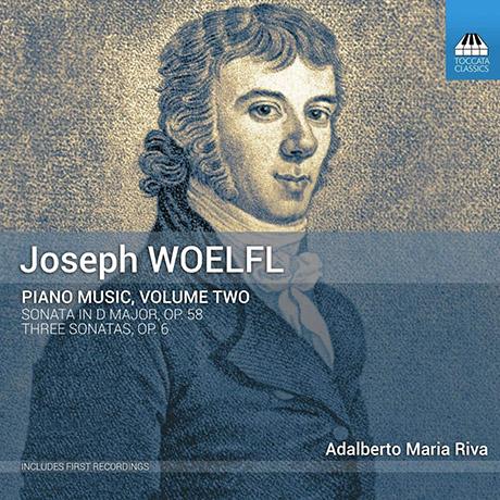 뵐플: 세 개의 소나타 Op. 6, 소나타 D장조 Op. 58