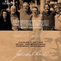 BRANDENBURG PROJECT/ THOMAS DAUSGAARD [SACD HYBRID] [브란덴부르크 프로젝트]