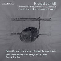 ORCHESTRAL WORKS/ RENAUD CAPUCON, TABEA ZIMMERMANN, PASCAL ROPHE [SACD HYBRID] [자렐: 관현악 작품 - 카퓌송, 침머만]