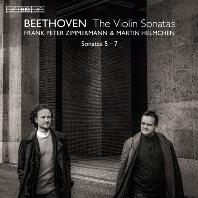 베토벤:바이올린 소나타 2집 : 5번, 6번, 7번
