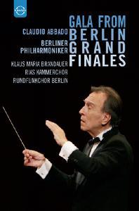GALA FROM BERLIN: GRANDES FINALES/ <!HS>CLAUDIO<!HE> ABBADO [그랜드 피날레: 1999년 베를린 필하모니커 송년음악회]
