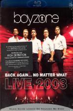 BACK AGAIN...NO WATTER WHAT: LIVE 2008 [보이존 2008 라이브콘서트]