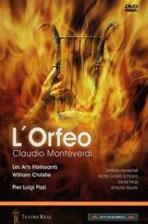 L`ORFEO/ WILLIAM CHRISTIE [몬테 베르디: 오르페오]