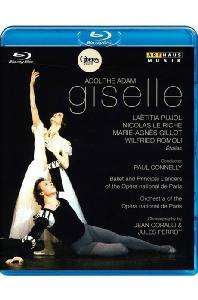 GISELLE/ PAUL CONNELLY, JEAN CORALLI, JULES [아당: 지젤 - 2006년 파리 국립 오페라 실황]