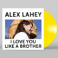 I LOVE YOU LIKE A BROTHER [OPAQUE YELLOW LP] [한정반]