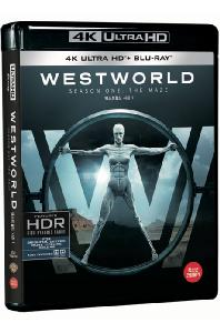 웨스트월드 시즌 1 [4K UHD+BD] [한정판] [WESTWORLD SEASON ONE: THE MAZE]