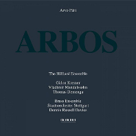 ARBOS/ HILLIARD ENSEMBLE, DENNIS RUSSELL DAVIES