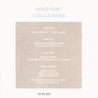 TABULA RASA/ GIDON KREMER, DENNIS RUSSELL DAVIES, SAULUS SONDECKIS