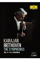 베토벤 교향곡집/ 카라얀 [BEETHOVEN/ THE SYMPHONIES/ <!HS>HERBERT<!HE> VON <!HS>KARAJAN<!HE>/ 3DISC]