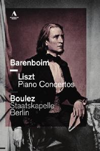 PIANO CONCERTOS/ <!HS>DANIEL<!HE> BARENBOIM, PIERRE BOULEZ
