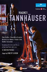 TANNHAUSER/ SEBASTIAN WEIGLE [바그너: 탄호이저]