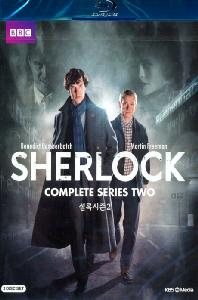 셜록 시즌 2 [SHERLOCK: COMPLETE SERIES TWO]