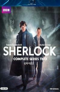 셜록 시즌 2 [SHERLOCK: COMPLETE SERIES TWO]