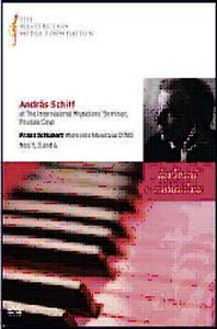 SCHUBERT: MOMENTS MUSICAUX D760 [MASTERCLASS]