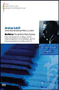 BEETHOVEN: LATE PIANO SONATAS [MASTERCLASS]