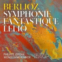 SYMPHONIE FANTASTIQUE & LELIO/ PHILIPPE JORDAN [베를리오즈: 환상 교향곡, 렐리오 - 빈 심포니 오케스트라, 조르당]