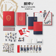 2019 BACK TO SCHOOL KIT [HENDERY(헨드리)]