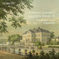 THE MUSICAL TREASURES OF LEUFSTA BRUK 3/ REBAROQUE, ELIN ROMBO [SACD HYBRID] [레우프스타 브루크의 음악 보고 3집 - 레바로크]