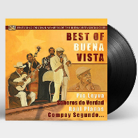 BEST OF BUENA VISTA [LP]