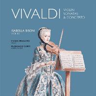 VIOLIN SONATAS & CONCERTO/ ISABELLA BISON [비발디: 바이올린 소나타와 협주곡 - 이사벨라 비손]
