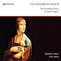 LES FANTAISIES DE JOSQUIN/ ENSEMBLE LEONES, MARC LEWON [조스켕 데프레: 기악 음악 - 앙상블 레오니스]