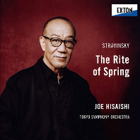 THE RITE OF SPRING/ JOE HISAISHI [SACD HYBRID] [스트라빈스키: 봄의 제전 - 히사이시]