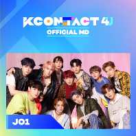 FABRIC POSTER [KCON:TACT 4 U OFFICIAL MD]