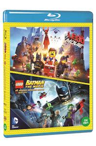 레고 무비 & 레고 배트맨: 더 무비 [더블팩] [THE LEGO MOVIE] [18년 5월 BEST 박스세트 한정기간 할인 프로모션]