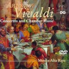 CONCERTOS AND CHAMBER MUSIC (DVD-AUDIO)