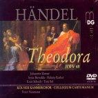 THEODORA HWV.68/ PETER NEUMANN (DVD-AUDIO)