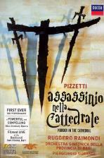 ASSASSINIO NELLA CATTEDRALE/ <!HS>RUGGERO<!HE> RAIMONDI [피체티: 성당에서의 살인]