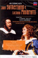 AN EVENING WITH <!HS>JOAN<!HE> SUTHERLAND & LUCIANO PAVAROTTI/ RICHARD BONYNGE