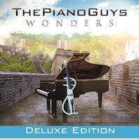 PIANO GUYS - WONDERS [CD+DVD] [딜럭스 에디션]