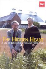 THE HIDDEN HEART: A LIFE OF <!HS>BENJAMIN<!HE> BRITTEN AND PETER PEARS [벤자민 브리튼 & 피터 피어스 다큐]