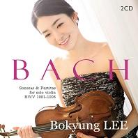BACH: SONATAS & PARTITAS BWV 1001-1006 [이보경: 바흐 솔로 소나타와 파르티타 전곡]