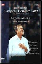 EUROPEAN CONCERT 2000/ CLAUDIO ABBADO [베를린 필하모닉 유로피안 콘서트 2000 - 아바도]