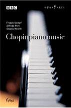 FREDERIC <!HS>CHOPIN<!HE>/ PIANO MUSIC/ FREDDY KEMPF