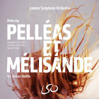 PELLEAS ET MELISANDE/ SIMON RATTLE [3SACD+BDA] [드뷔시: 펠레아스와 멜리장드 - 사이먼 래틀]